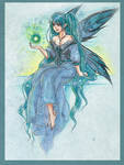 Miku: Twilight song by Roots-Love
