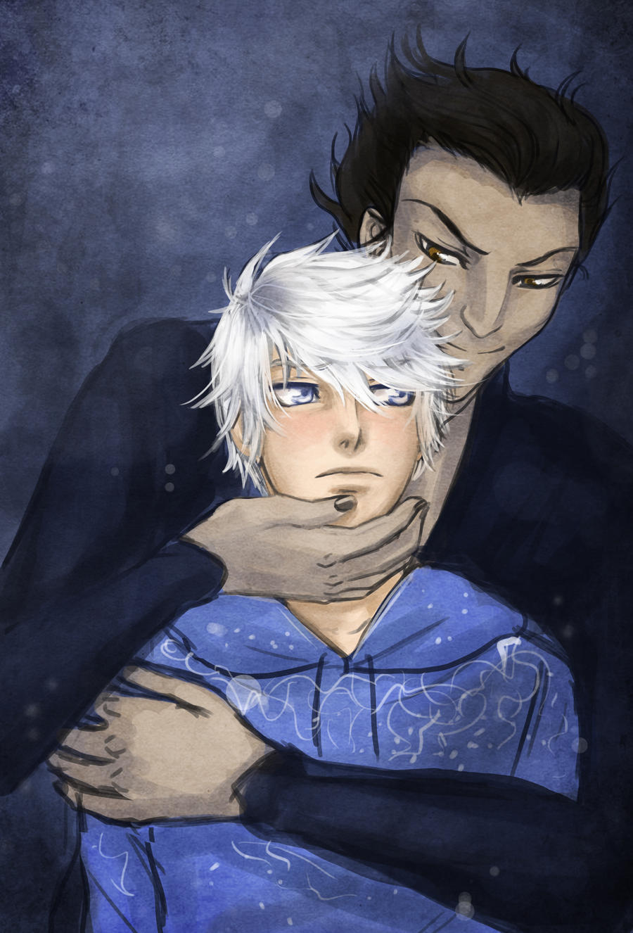 Jack Frost and Pitch Black by Roots-LoveJack Frost And Pitch Yaoi