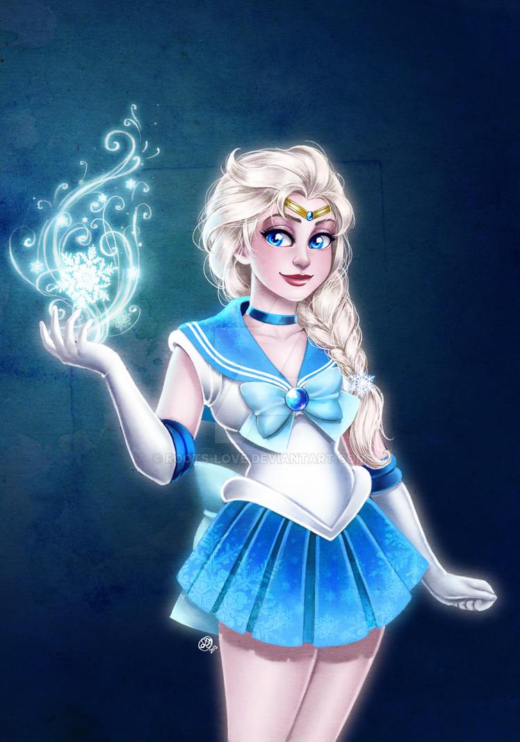 Sailor Frozen by Roots-Love