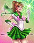 Patreon April raffle prize-Sailor Jupiter