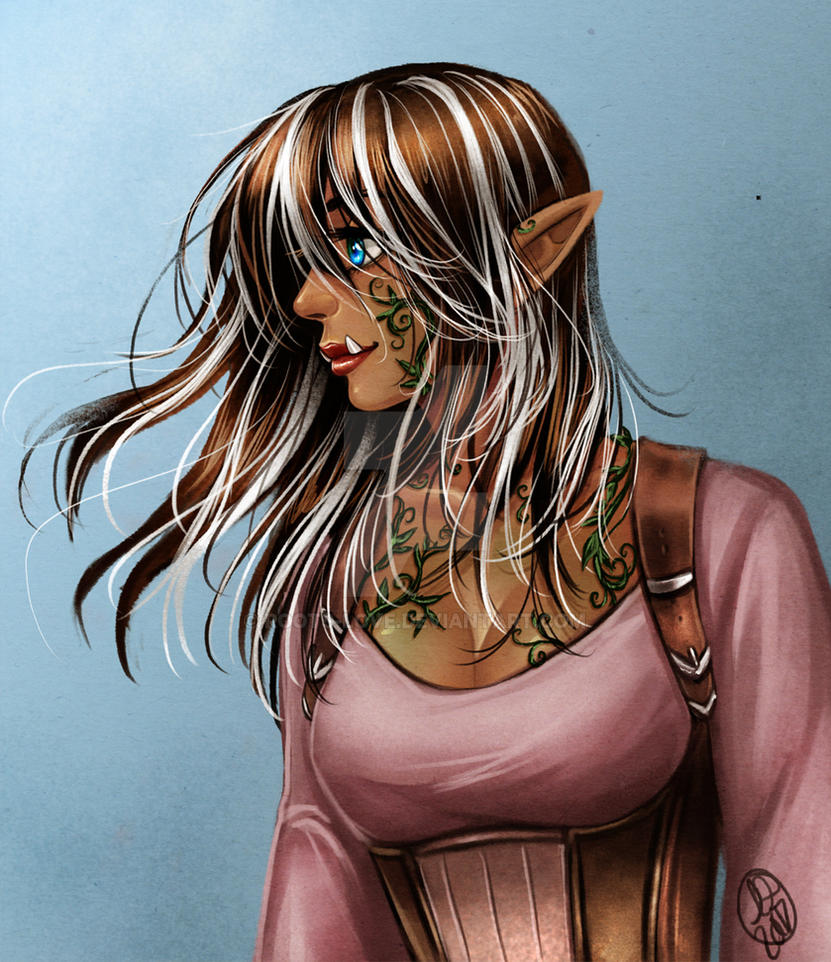 Jathara- commish wip crop by Roots-Love