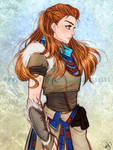 Patreon Reward- Aloy from Horizon Zero Dawn