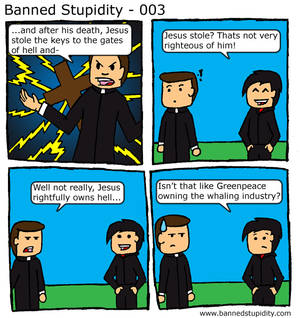 Banned Stupidity - 003