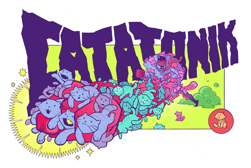 Catatonik by BryanTheEvery