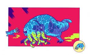 Bullsquid by BryanTheEvery