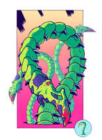 Tentacle by BryanTheEvery