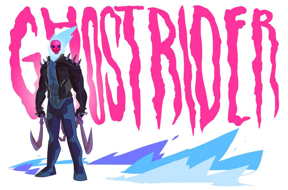 Ghost Rider by BryanTheEvery on DeviantArt