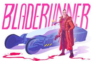 Blade Runner by BryanTheEvery