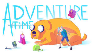 Adventure Time by BryanTheEvery