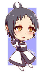 Another chibi Tsurugi [Servamp]