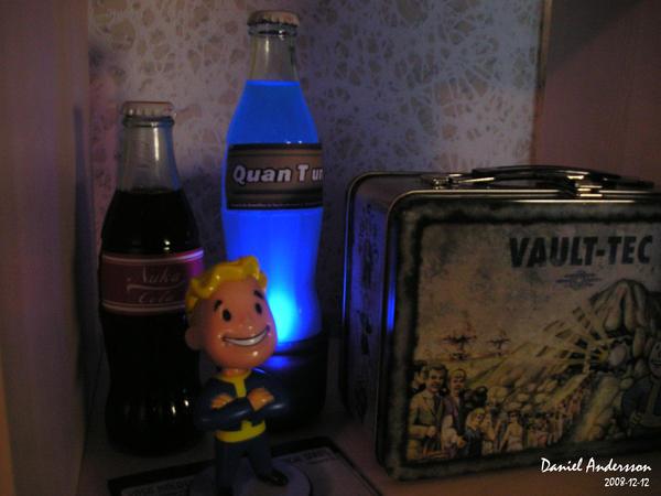 Nuka Cola Quantum 1.0 by SASWHITEKNIGHT