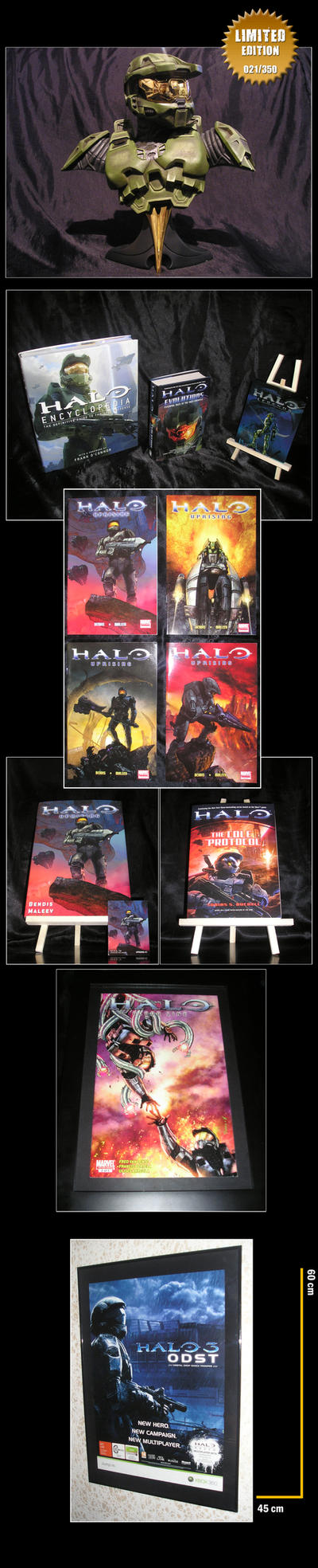 HALO addition 3 by SASWHITEKNIGHT