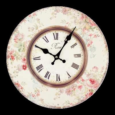 vintage clock roses 1 by etienditerlizzi on deviantart
