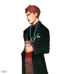 28 Doctor by NikSaf