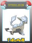 Fakemon - Steeleon