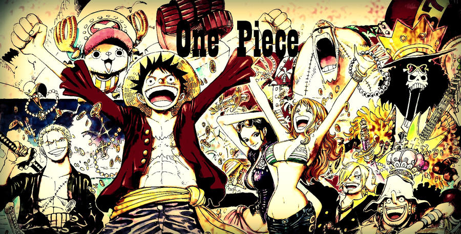 one piece 2 years later by meichan27 on deviantart