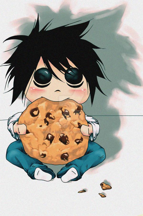 Death Note: Chibi L by Mei-chan27 on DeviantArt