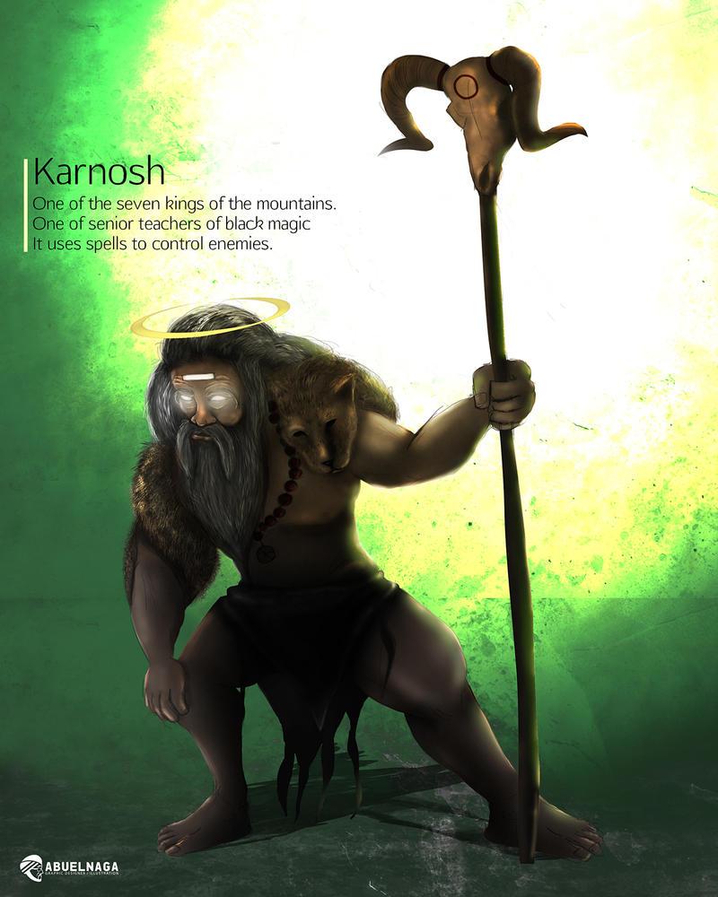 Karnosh by AbuelnagaArt