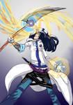 Sai- Sorcerer by coolmonkeyd