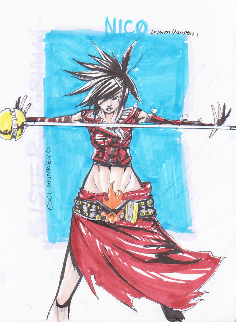 Sister Grimm by coolmonkeyd