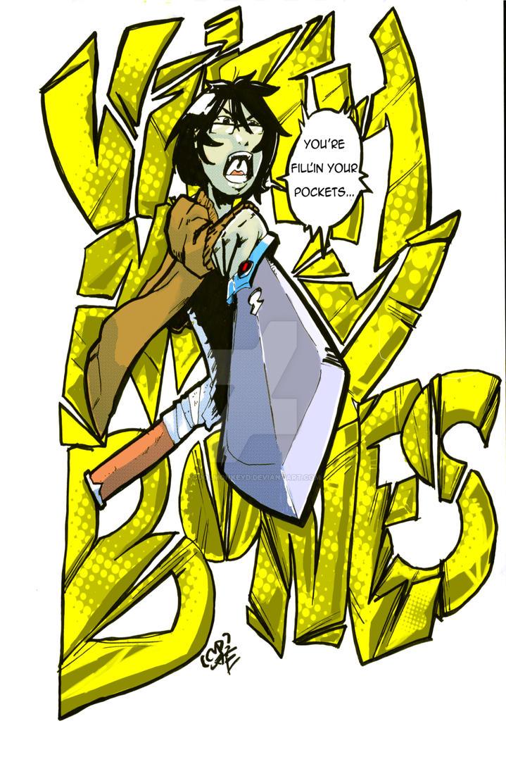 Gus Spooks copy by coolmonkeyd