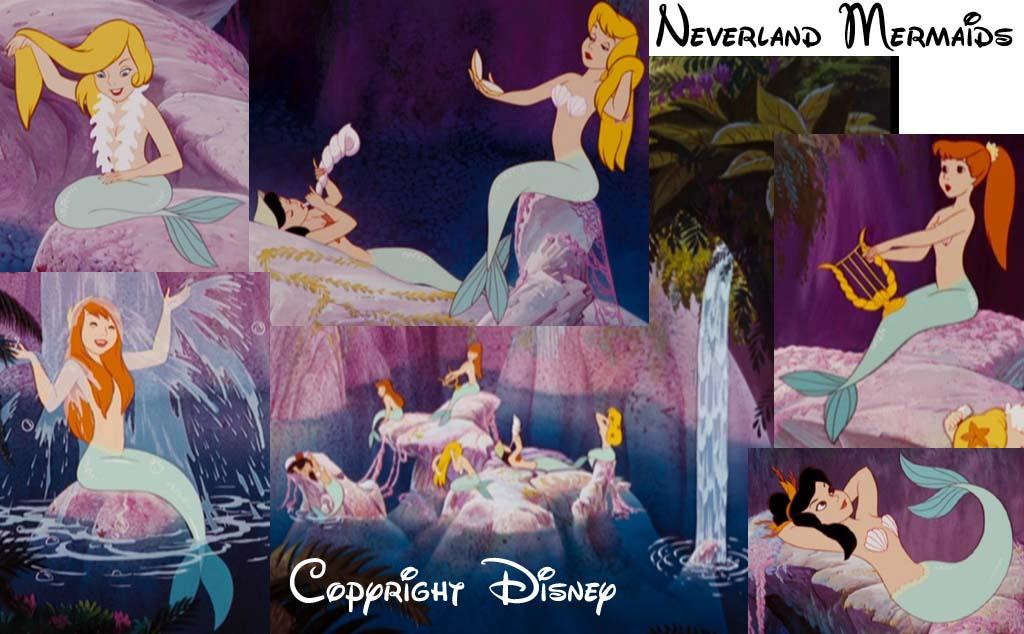 Neverland Mermaid Reference by literary-magic