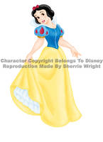 Snow White, Princess by literary-magic