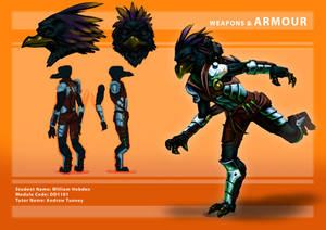 Armour Concept 01