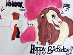 BIRTHDAY GIFT for DJ88 by NINADOR