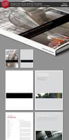 Elegant Brochure-Book Template