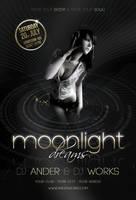 Moonlight Dreams - Template by isoarts2