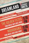 Dreamland - Flyer template