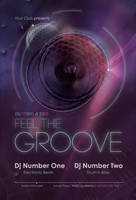 Feel the groove - psd template by isoarts2