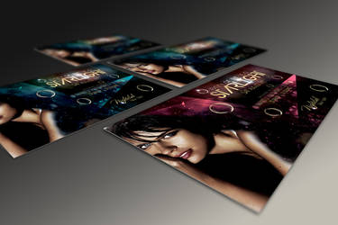 STARLIGHT - Flyer Template by isoarts2