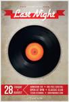 Music Flyer Vol.2 - Last Night a DJ saved my life