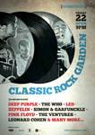Music Flyer Vol.12 - Classic Rock Garden