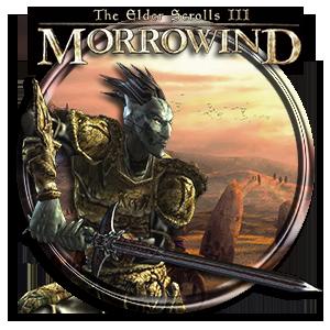 The Elder Scrolls III Morrowind Icon by Troublem4ker on