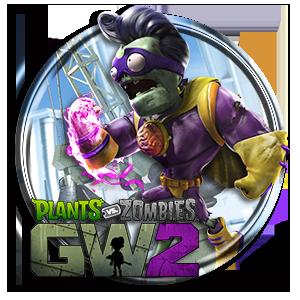 Plants vs Zombies Garden Warfare 2 Icon by Troublem4ker on