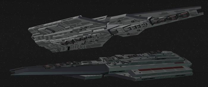 Pr 283-1 Battlecruiser