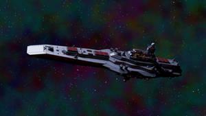 Steron Class Heavy Patrol Ship