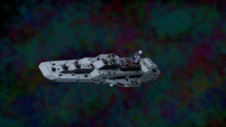 Sindare Class Heavy Armored Patrol Ship