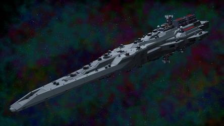 New Recarro Class heavy Cruiser