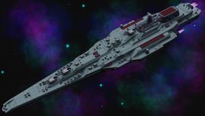 Zikar Class Light Battleship