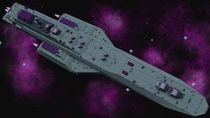 Mazeri Light Battleship