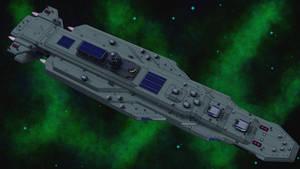 Tovor Light Battleship