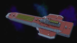UAF Light Arsenal Ship