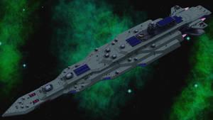 Tovor Light Battlecruiser