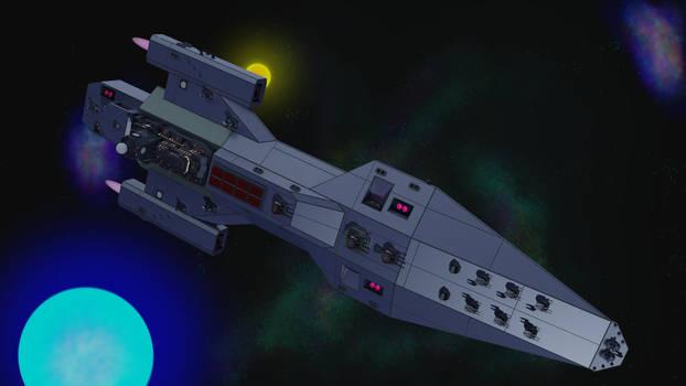 Light Escort Raider