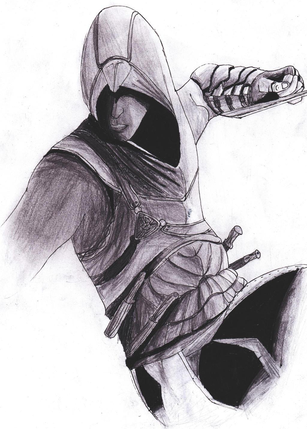 Altair! by uniqueguy