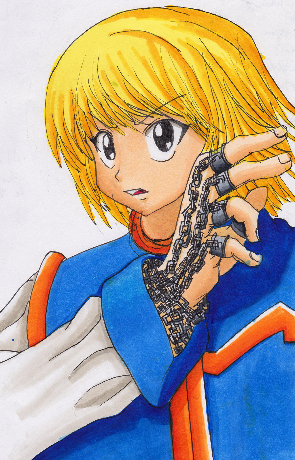 Kurapika by uniqueguy